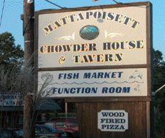 Mattapoisett Chowder House in Mattapoisett, MA