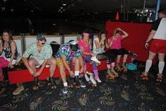 Image result for 80's roller rink