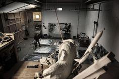 Enlace permanente a Atelier Oscart - Pintor moderno / Cross Media artista Oscar Venema - Www.oscart.nl