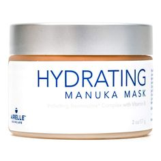 Anti-Aging Hydrating Manuka Honey Face Mask by Airelle | Rejuvenate and Soothe Dry Skin | Helps Improve Wrinkles, Uneven Skin Tone | Dermatologist Recommended | Natural Ingredients | 2 Ounce ** Click image to review more details. (This is an affiliate link)