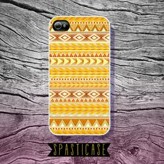 iPhone Case for iPhone 4 or 4S  Geometric Aztec by SpastiCase, $15.00