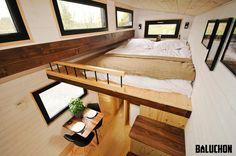 Bedroom Loft - Escapade by Baluchon
