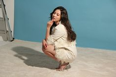 꽃미모 쳐발쳐발♥ 화보 촬영장에서 만난 배우 윤소희 Yoon Sohee