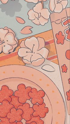 Anime Backgrounds Wallpapers, Anime Scenery Wallpaper, Iphone Background Wallpaper, Cute Cartoon Wallpapers, Pretty Wallpapers, Animes Wallpapers, Cute Pastel Wallpaper, Soft Wallpaper, Cute Patterns Wallpaper