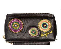 """Desigual Wallet """"2 Evels Audrey"""" 46Y5492   Canada   Fun Fashion Boutique"""