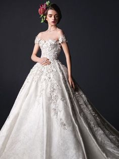 Rami Al Ali Wedding Dress Collection | Bridal Musings Wedding Blog 5