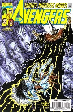 Avengers V3 #30