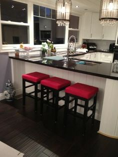 Kitchen Design Ideas, Pictures, Remodels and Decor Home Organization, Organizing Ideas, Kitchen Design, Kitchen Ideas, My Dream Home, Home Kitchens, Kitchen Remodel, Farmhouse, Living Room