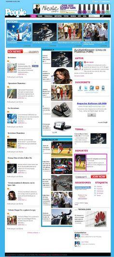 Plantillas para Blogger Línea Pietro Tutorial - Widgets y Plugins para Blogger
