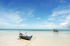 Giải tỏa nắng hè với vé máy bay Cần Thơ đi Phú Quốc