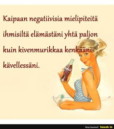 Kaipaan negatiivisia mielipiteitä.. - HAUSK.in Instagram Quotes, Of My Life, Beautiful Pictures, Life Quotes, Memes, Quotes About Life, Quote Life, Pretty Pictures, Living Quotes