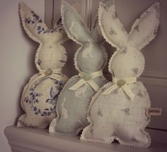 An adorable bunny with a lavender and wheat mix tummy. These bunnies make a wonderful nursery decoration or look just as cute on a shelf in a room of your choice.Bunnies are made in PeonyCute little Lavender bunnies handmade in our fabrics by and ava Lavender Crafts, Lavender Bags, Lavander, Bunny Crafts, Easter Crafts, Spring Crafts, Holiday Crafts, Hobbies And Crafts, Crafts To Make