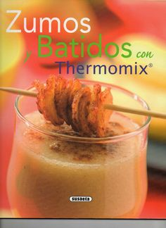Tmx zumo y batidos con tmx by Nerearobpat - issuu Smoothie Drinks, Smoothies, Detox, Caldo, Make It Simple, Tapas, Recipies, Food And Drink, Cocktails