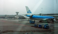KLM. Oh, the movies are better... the food is worse :) {{My personal observance}}
