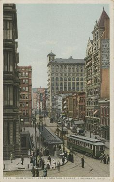 Main Street from Fountain Square
