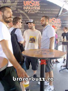 Bloggeri brasoveni la Ursus Evolution 2012.