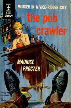 the pub crawler