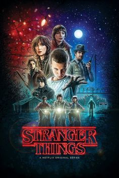 Stranger Things Poster - TshirtNow.net