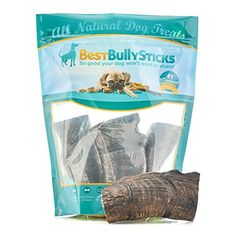 Large Australian Goat Horn Dog Chews by Best Bully Sticks (3 Pack) >>> See this great product.