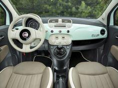 2014 Fiat 500C Cult