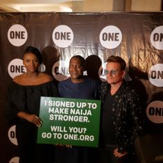u2news - #Repost: The President of Dangote Group #AlikoDangote and #Bono at the #ONEinAfrica Health campaign #MakeNaijaStronger #U2 https://twitter.com/DangoteGroup/status/769623422808842241/photo/1 (thanks to @febottini82 on TW, again!) - Regardez cette photo Instagram de @u2news • 116 mentions J'aime