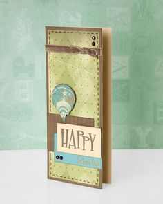 Card inspiration from #CTMH!