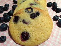 olles *Himmelsglitzerdings* Küche und mehr: Grundrezept für Cookies und Blaubeer Cookies