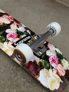 "your stupid little zoomie's board with wheels that have never touched the ground, trucks never scraped and your stupid ""grunge"" deck pattern. i hate everything about you, whoever you are"