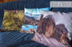Fotokissen von Pixum: vollflächig hinten und vorne bedruckt und schön kuschelig! Blogging, Throw Pillows, Pictures, Photo Pillows, Gifts, Nice Asses, Toss Pillows, Cushions, Decorative Pillows
