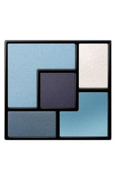 Rive Gauche… blues Yves Saint Laurent '5 Color' Couture Palette | Nordstrom