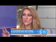 Celine Dion - TODAY Show Interview 7/22/2016 [HD]