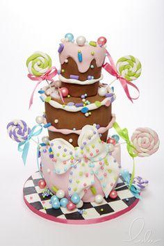 Cake & Candy Cake.