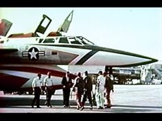 (7) Airplane 11: The First B-58 Hustler Trainer (Restored Color 1961) - YouTube