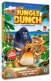 The Jungle Bunch Movie Review & #Giveaway http://melaniesfabfinds.co.uk/…/the-jungle-bunch-movie-rev…/ #children #childrensmovies #win #competition