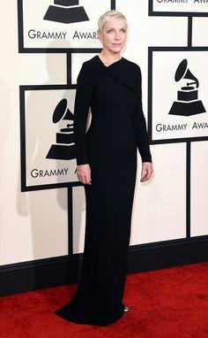 Annie Lennox Photos Photos  57th GRAMMY Awards - Arrivals dbcf1830df3