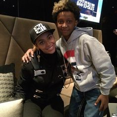 """Pin for Later: Throwback Thursday: Celebrity Halloween Costume Edition  Beyoncé channelled Janet Jackson in her """"Rhythm Nation"""" video in 2014."""