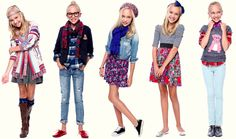 Kids Clothing from Forever 21!  Forever 21′s kids line called Heritage 81 Kids