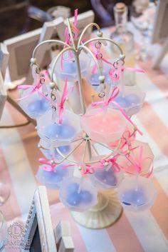 Umbrella Favors from a Mary Poppins Carousel Themed Birthday Party via Kara's Party Ideas - KarasPartyIdeas.com (35)