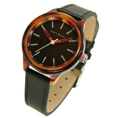 http://papertrailrhinebeck.com/detail.htm?group=Women%27s_Accessories&category=Watches&item=Little%20Specs%20Tortoise%20Watch