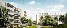 Neubau-Immobilien Regensburg - Bauträger-Projekte und Bauvorhaben bei http://regensburg.neubaukompass.de/ - Foto: Das DÖRNBERG - Bauwerk Capital