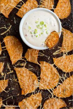 South Dakota Food Sweet Potato Chips and Chipotle Mayo  |  Wholesome Magazine  #wholesomesd #southdakota