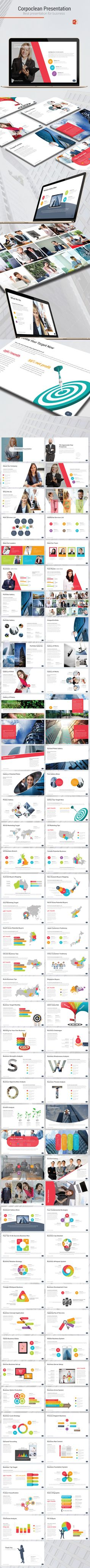 architecture and interior design powerpoint presentation template, Presentation templates