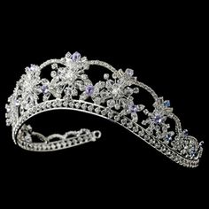 online shopping for Nicole Swarovski Crystal Light Blue & Amethyst Wedding Bridal Tiara from top store. See new offer for Nicole Swarovski Crystal Light Blue & Amethyst Wedding Bridal Tiara Fairytale Bridal, Thing 1, Blue Bridal, Bridal Tiara, Tiaras And Crowns, Crystal Wedding, Amethyst Crystal, Hair Jewelry