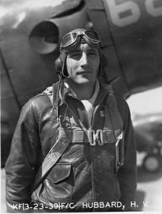 Flight Cadet Harry Hubbard, 1939 by TheConnCave, via Flickr