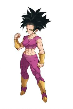 Hot and Sexy Photos and Pictures of Kefla with her Wallpaper from the Anime and Manga Dragon Ball Super Dbz, Female Broly, Dragon Ball Z, Broly Ssj3, Her Wallpaper, Broly Movie, Super Anime, Dragon Images, Female Dragon