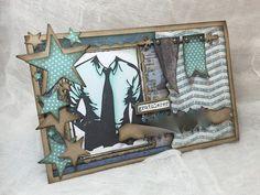 Lene'S Stempelkrok: DT Papirdesign- # Mai Utfordring
