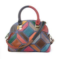 Genuine Leather Designer Crossbody Bags Shoulder Bags