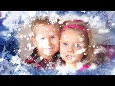 Winter Slideshow 4 After Effects Template