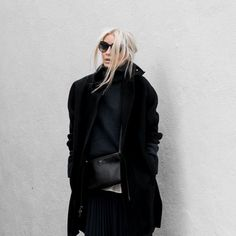4 For Fall  with Vince  – There are fewer things I love more than the arrival of Fall. My favorite season always promises the re-introduction of coats, knits and leathers. The chunkier, slouchier an