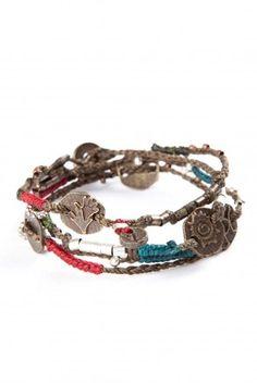 Wakami Dream Woven Bracelet
